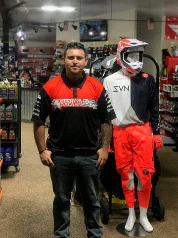 Victor Garcia - Parts Consultant - Central Florida PowerSports