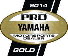 Central Florida PowerSports is now certified Yamaha Pro Gold!