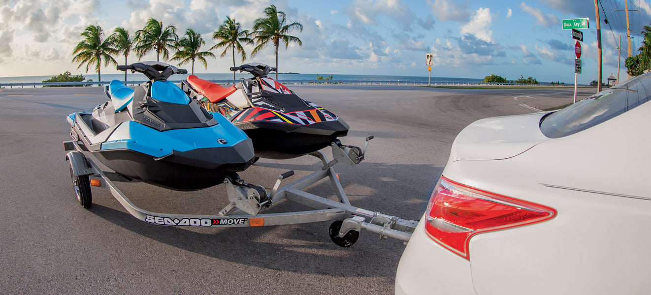 Sea-Doo Spark and Trailer Special - Central Florida Powersports - SeaDoo Dealer Kissimmee