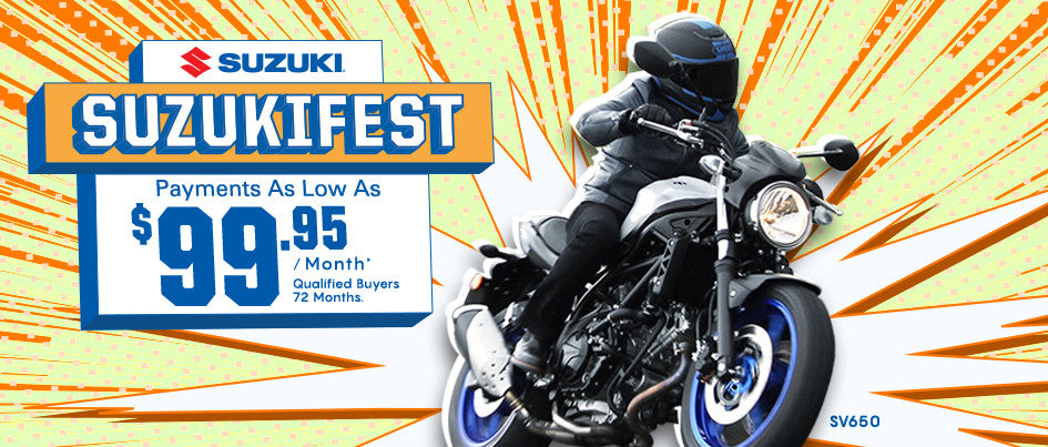 Suzukifest - Central Florida PowerSports - Kissimmee Suzuki Motorcycle Dealer