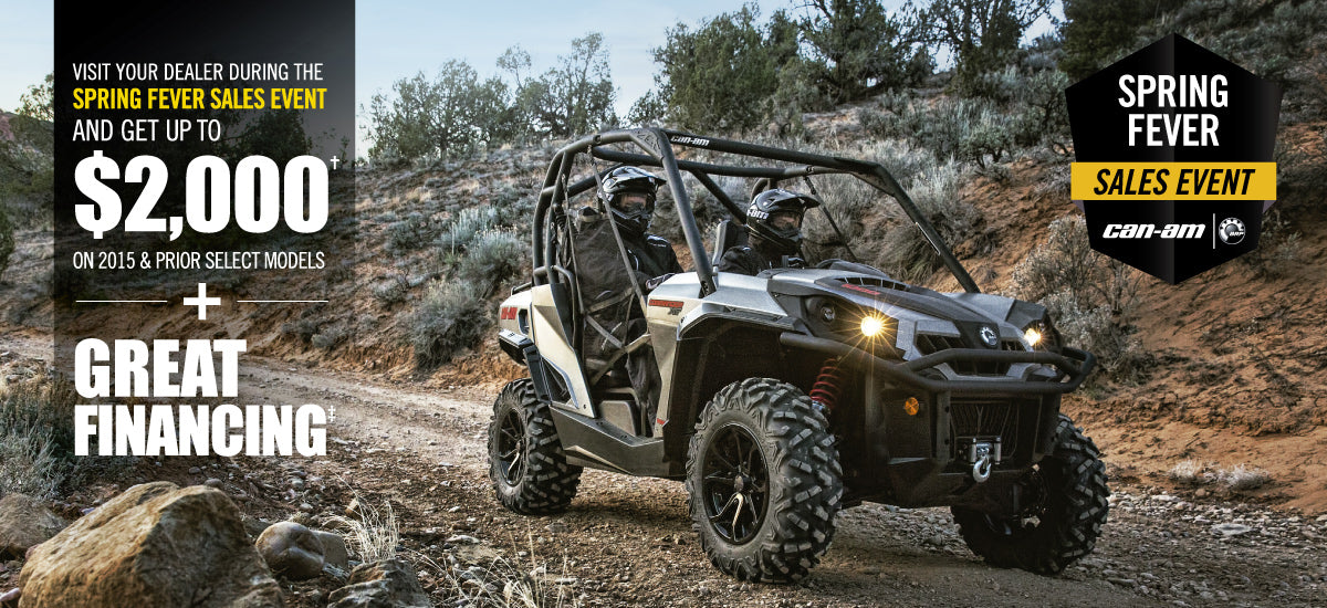 Kissimmee Can-Am ATV Dealer - Central Florida PowerSports