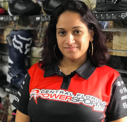 Iris Hernandez - Shipping/Receiving - Central Florida PowerSports