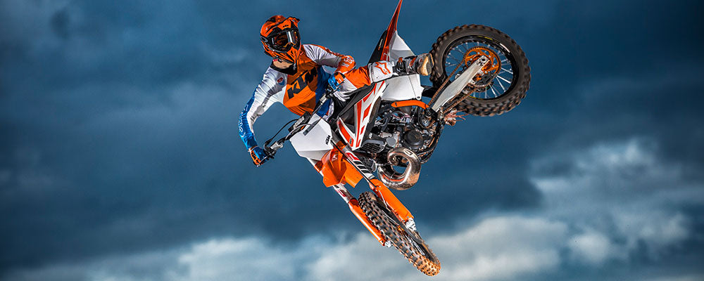 2017 KTM SX Models Coming Soon