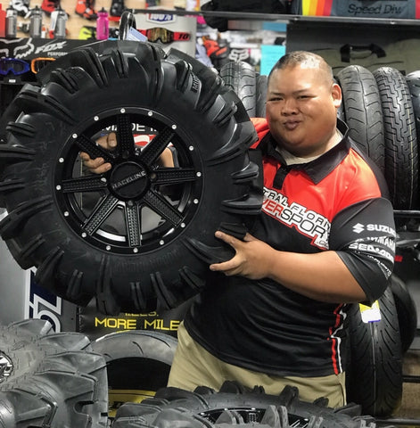 Mark Andrada - Shipping/Receiving - Central Florida PowerSports