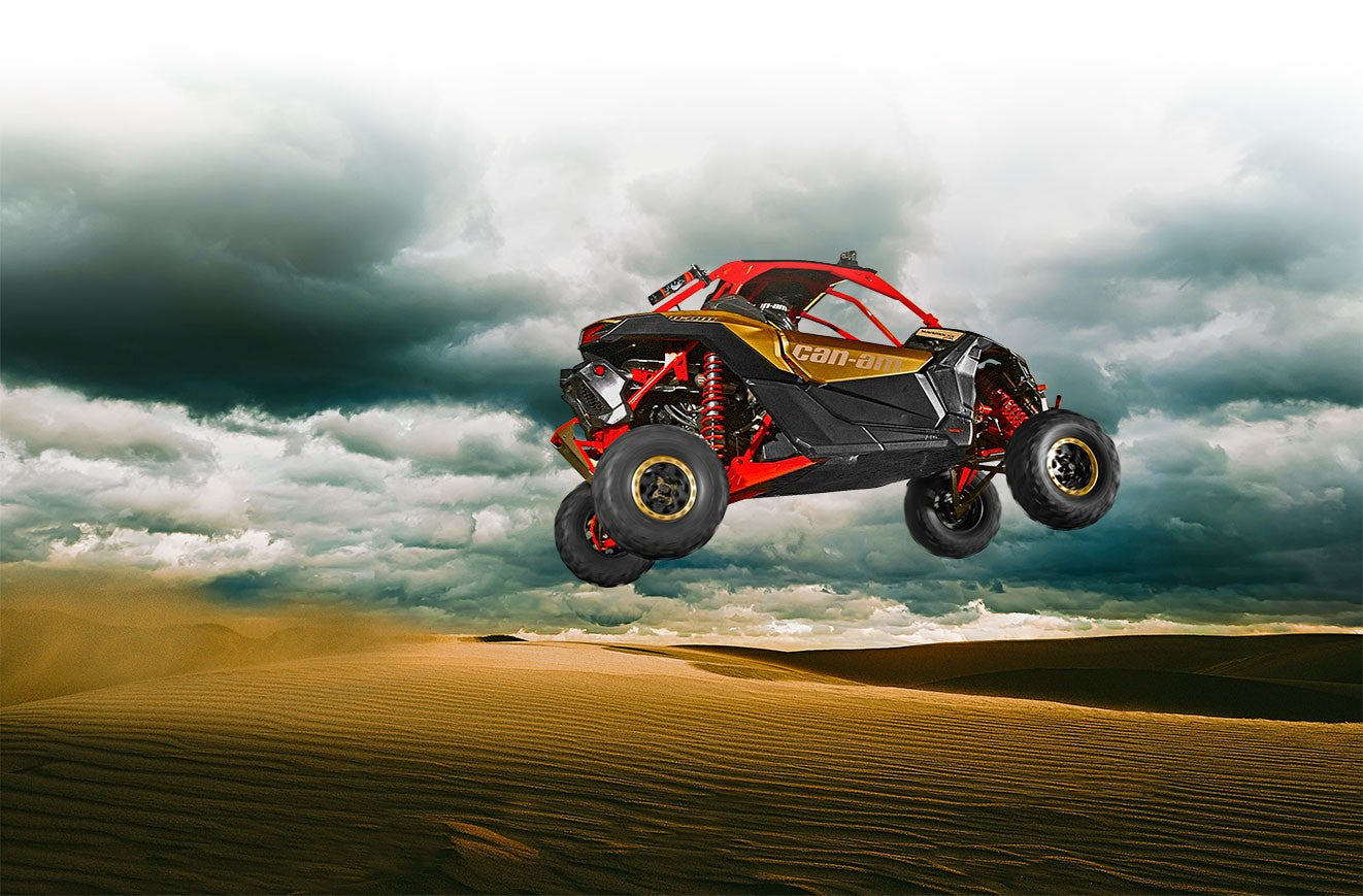 Get the Lowest Price on the NEW Can-Am Maverick X3 in Orlando & Kissimmee! Central Florida PowerSports