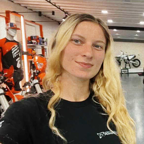 Nicole Haselton - Parts Consultant - Central Florida PowerSports