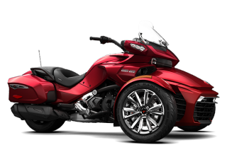 2016 Can-Am Spyder F3 Limited Motorcycle For Sale - Kissimmee, FL - Central Florida PowerSports