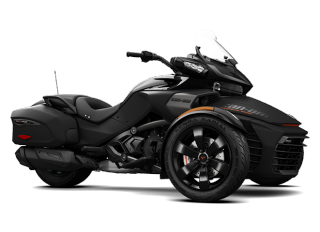 2016 Can-Am Spyder F3 Limited Special Series Motorcycle For Sale - Kissimmee, FL - Central Florida PowerSports