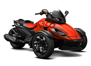 2016 Can-Am Spyder RS-S Motorcycle For Sale - Kissimmee, FL - Central Florida PowerSports