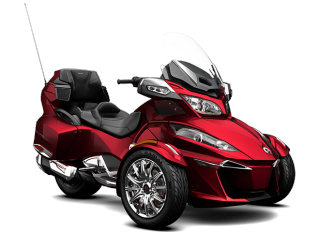 2016 Can-Am Spyder RT Limited Motorcycle For Sale - Kissimmee, FL - Central Florida PowerSports