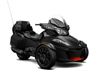 2016 Can-Am Spyder RT-S Special Series Motorcycle For Sale - Kissimmee, FL - Central Florida PowerSports