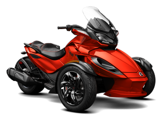 2016 Can-Am Spyder ST-S Motorcycle For Sale - Kissimmee, FL - Central Florida PowerSports