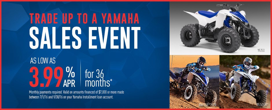 Kissimmee Yamaha Sport ATV Dealership
