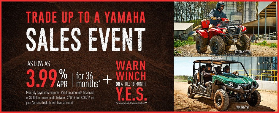 Kissimmee Yamaha SxS UTV Dealership