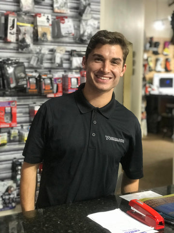 Tyler Pateman - Parts Consultant - Central Florida PowerSports