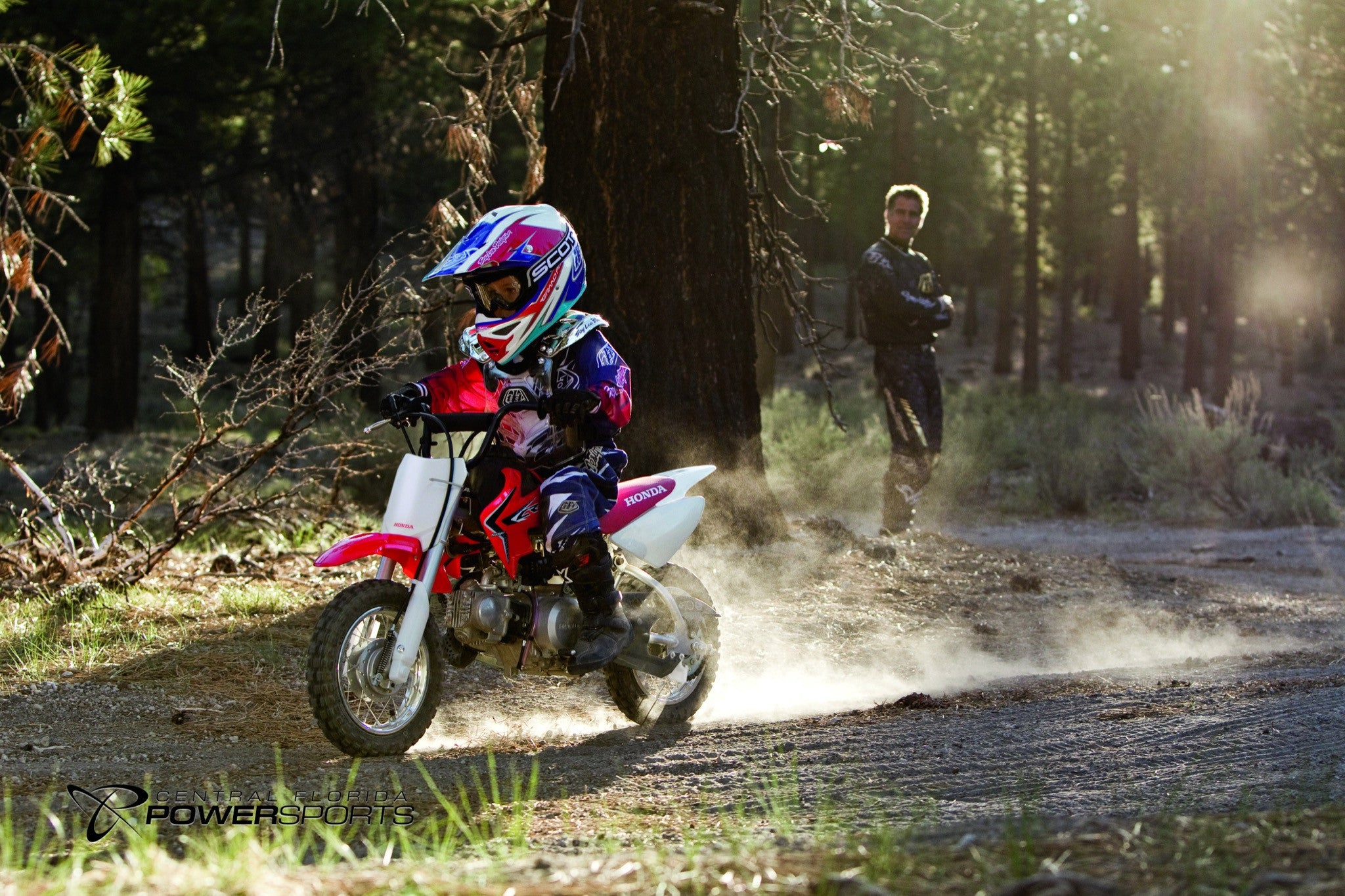 2018 honda motorcycle release date. Interesting Honda 2018 Honda CRF50F  Motorcycle For Sale Central Florida PowerSports  In Honda Motorcycle Release Date P