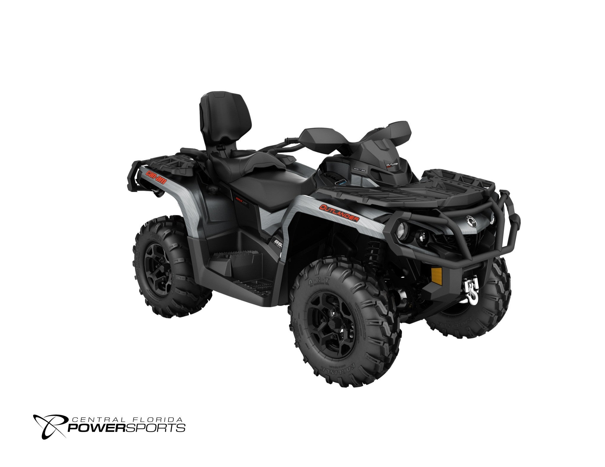 2016 can am outlander max xt 850 atv for sale kissimmee central florida