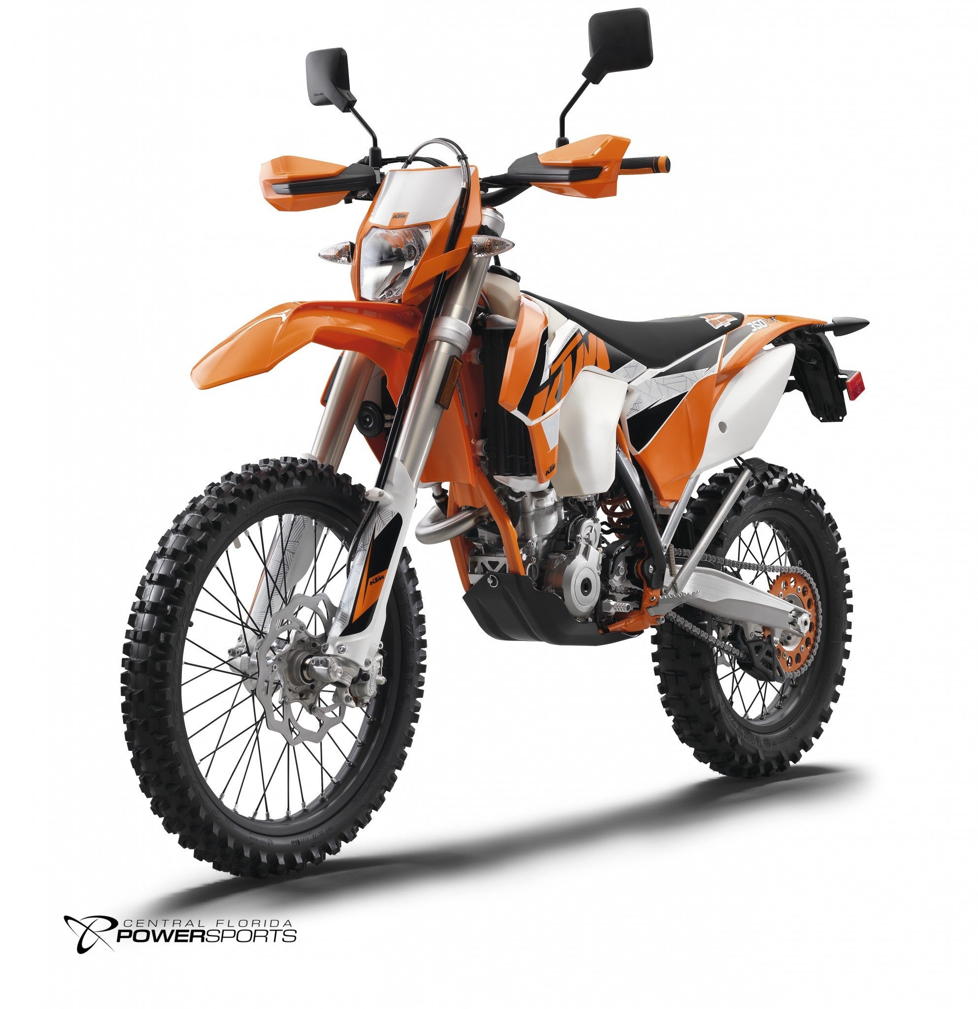 NEW 2017 KTM 350 EXC-F Dual Sport Off-Road Motorcycle - Kissimmee ...