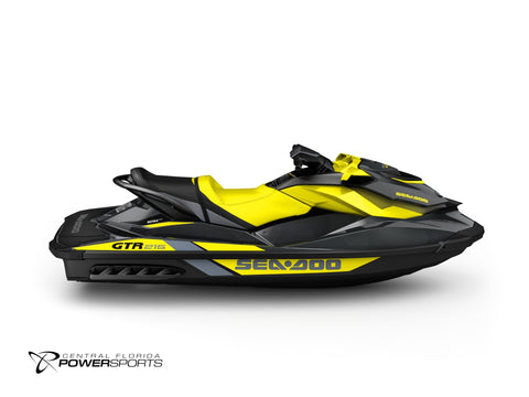 2016 Sea-Doo GTR 215 PWC For Sale - Kissimmee, FL - Central Florida PowerSports