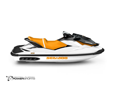 2016 Sea-Doo GTS 130 PWC For Sale - Kissimmee, FL - Central Florida PowerSports