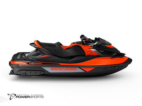 2016 Sea-Doo RXT-X aS 260 PWC For Sale - Kissimmee, FL - Central Florida PowerSports