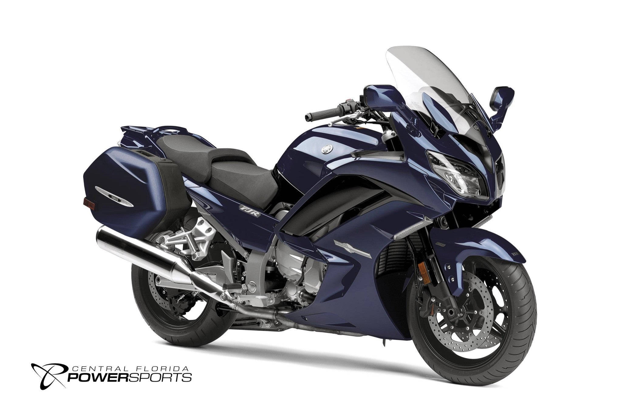 2017 yamaha fjr1300 es motorcycle central florida powersports. Black Bedroom Furniture Sets. Home Design Ideas