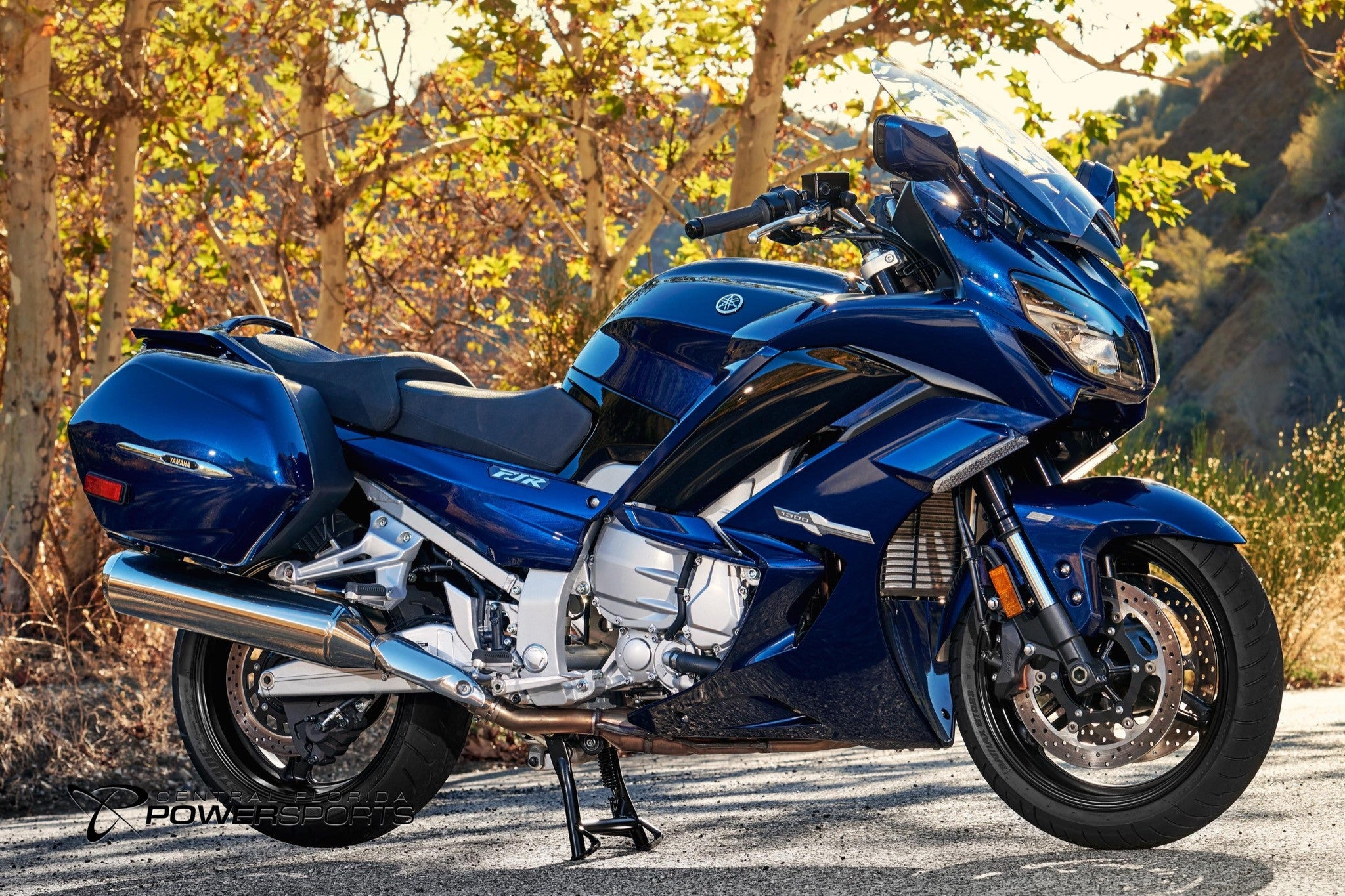 2017 yamaha fjr1300 es motorcycle central florida. Black Bedroom Furniture Sets. Home Design Ideas