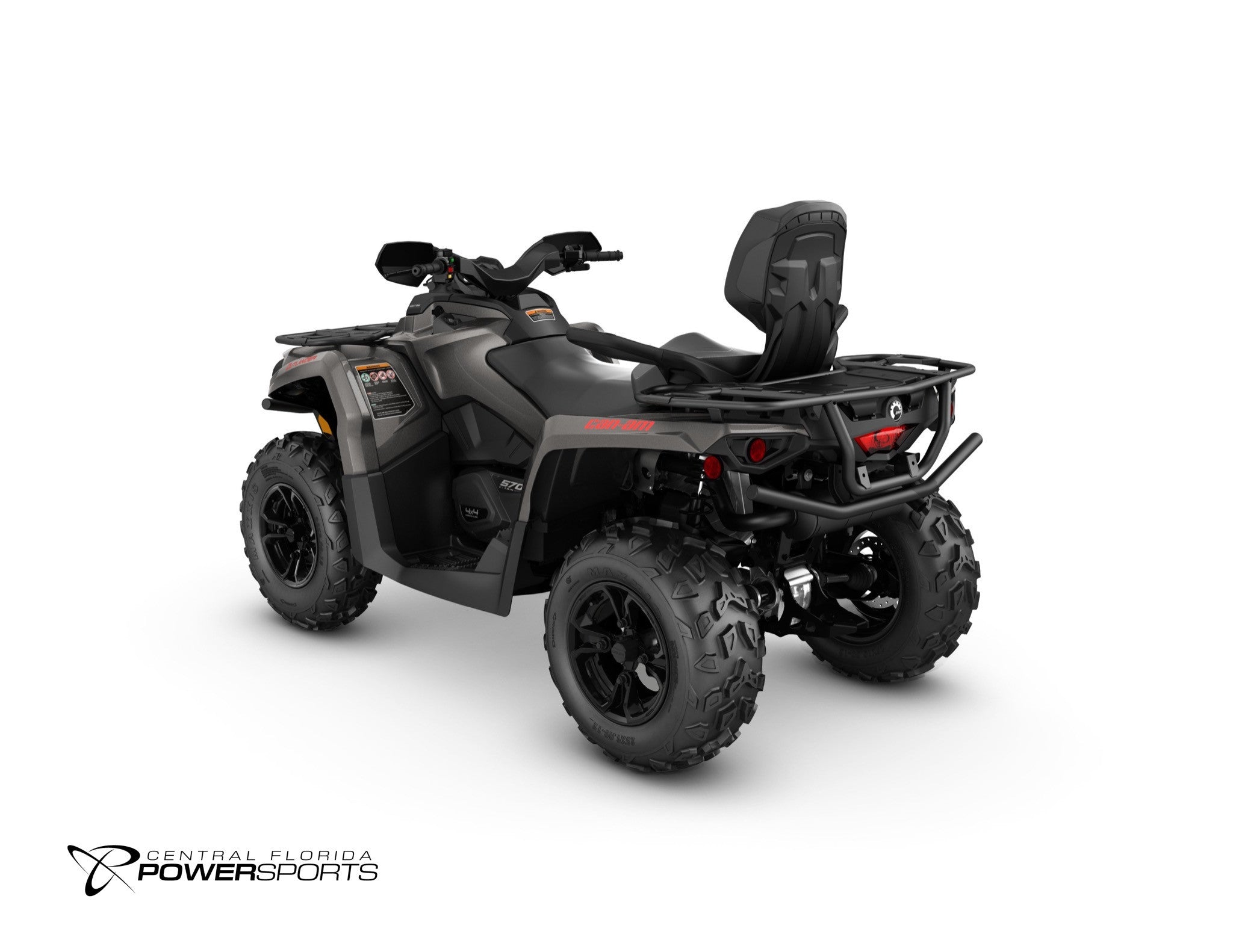 2017 can am outlander max xt 570 atv for sale central florida powersports