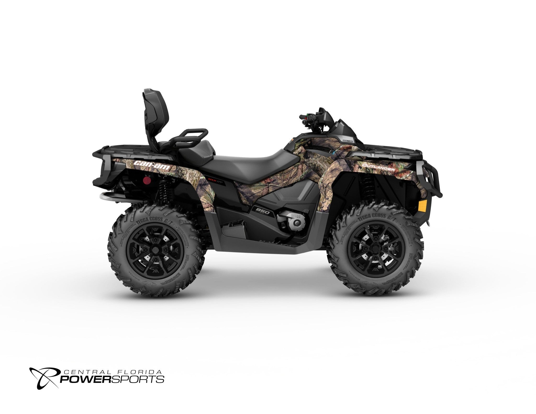 2017 can am outlander max xt atv for sale central florida powersports