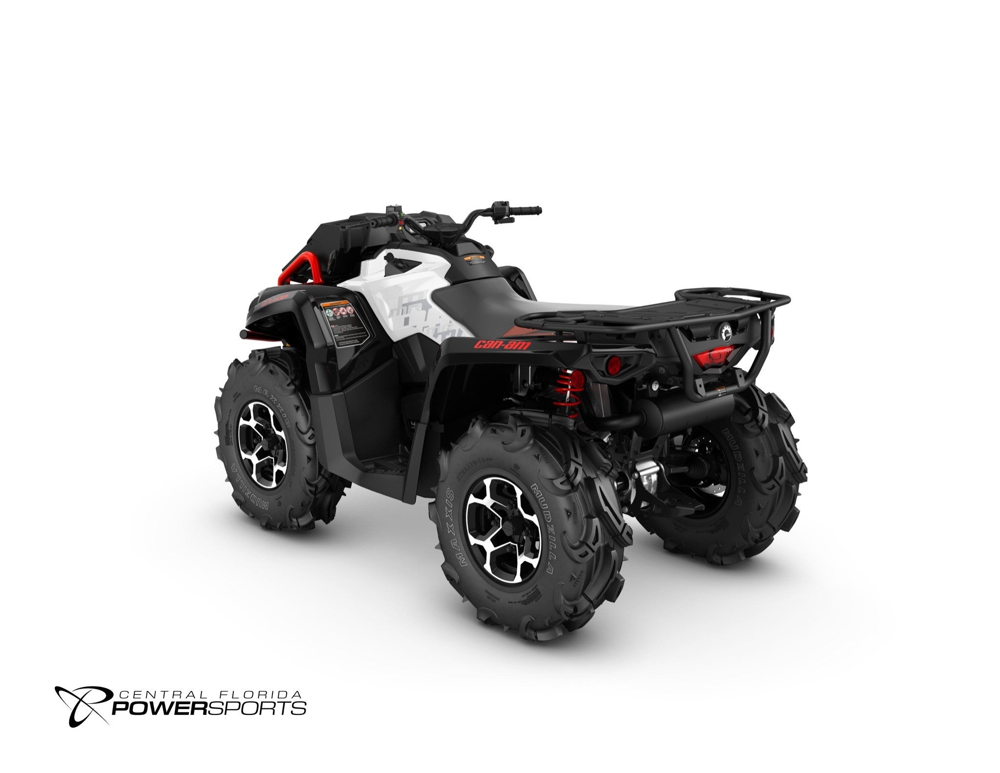 2017 can am outlander x mr 570 atv for sale kissimmee dealership