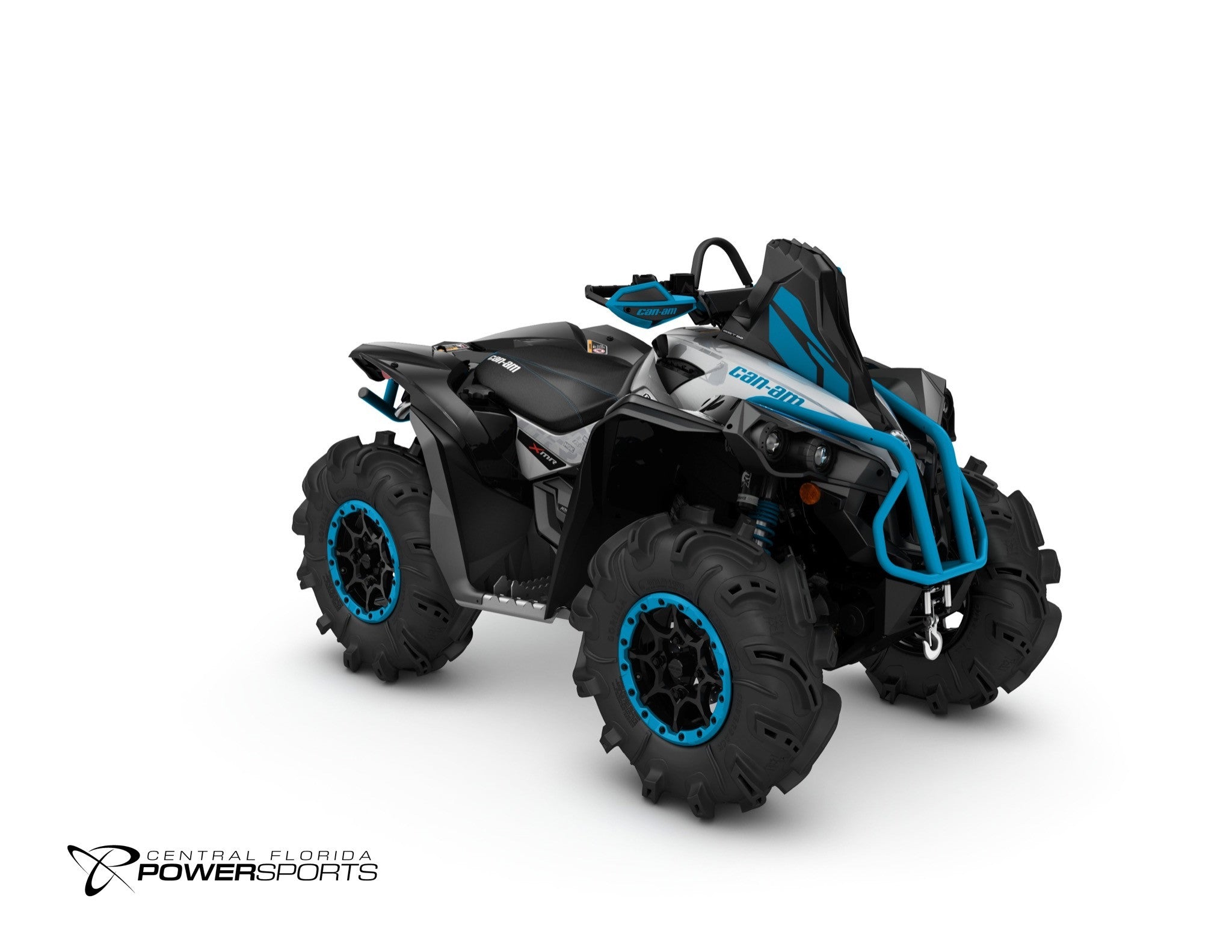 2017 Can Am 1000 >> 2017 Can Am Renegade X Mr 1000r Mud Sport Atv Sale Kissimmee
