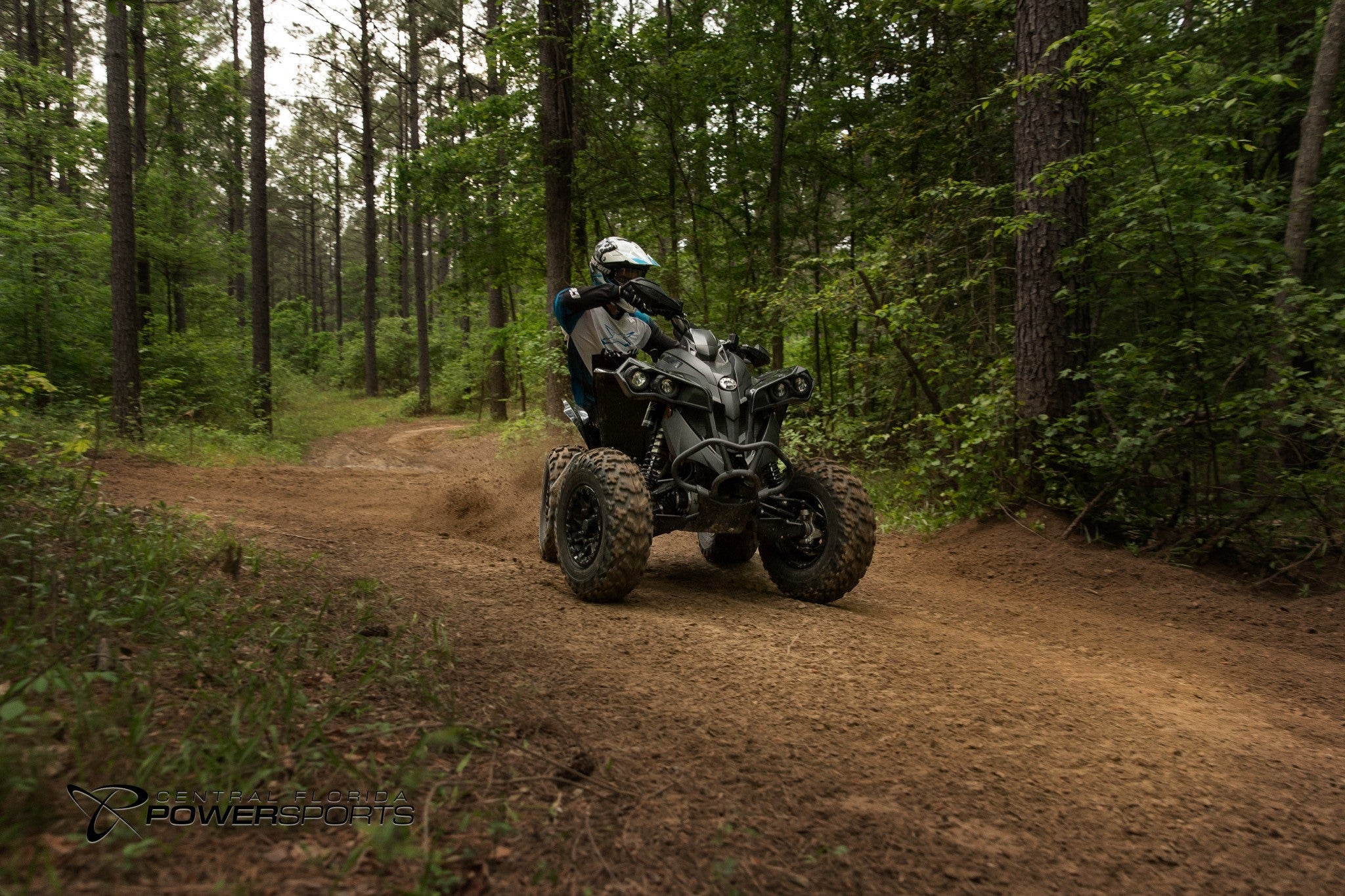 2017 can am renegade x xc racing sport atv for sale kissimmee dealer central florida powersports. Black Bedroom Furniture Sets. Home Design Ideas