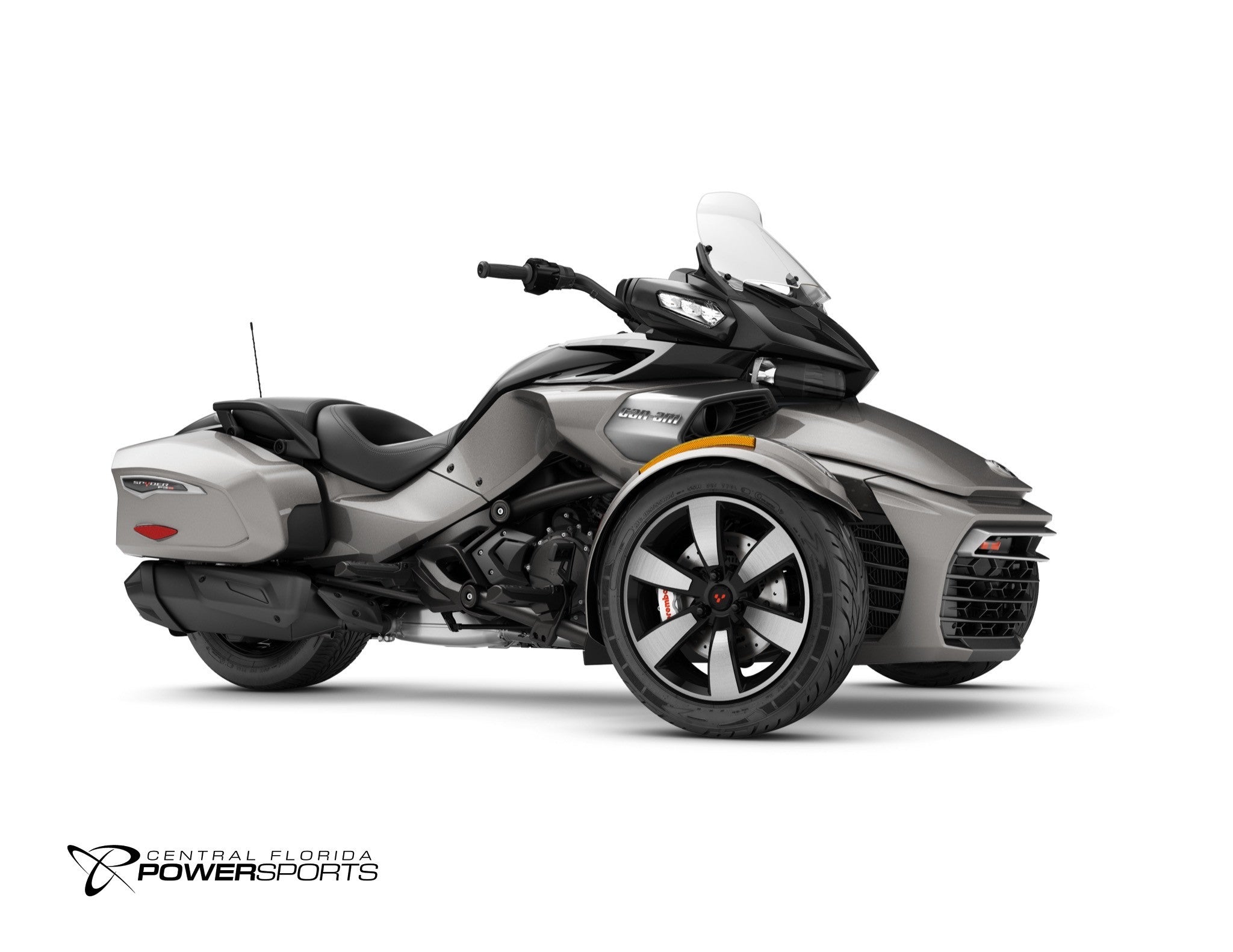 Lowest Price 2017 Can Am Spyder F3 T For Sale Kissimmee Dealership