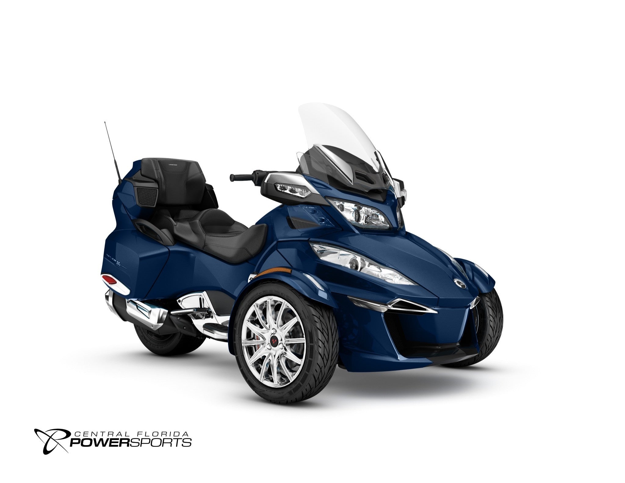 Lowest Price 2017 Can Am Spyder RT Limited For Sale Kissimmee