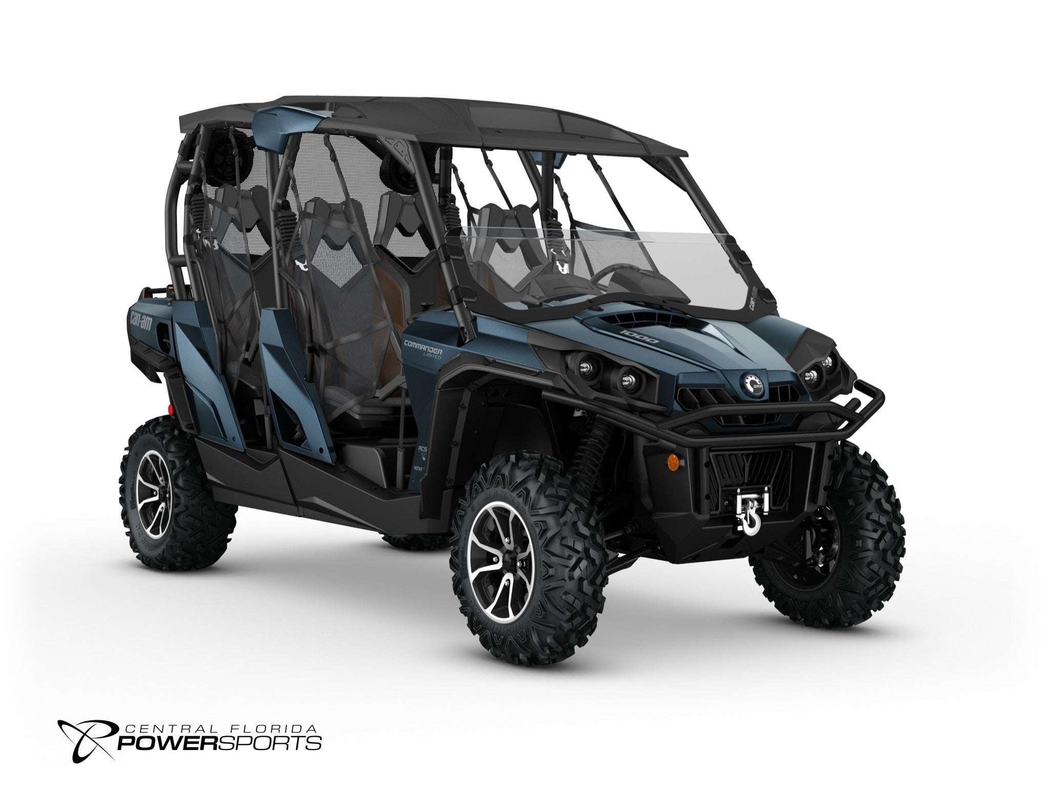 Can am commander 1000 limited 2016 for sale - 2017 Can Am Commander Max Limited Utv For Sale Central Florida Powersports