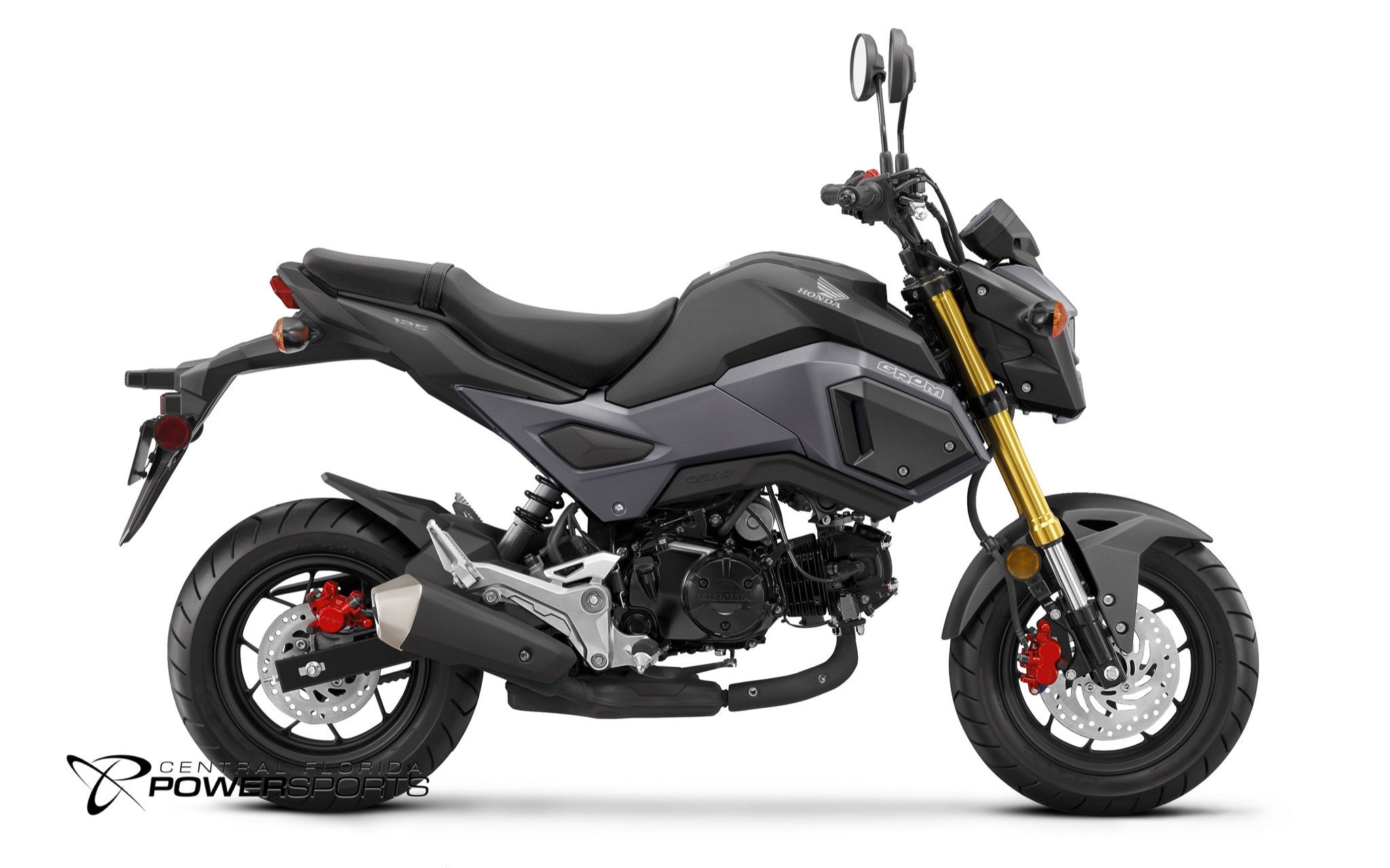 ... 2017 Honda Grom   Motorcycle For Sale   Central Florida PowerSports ...