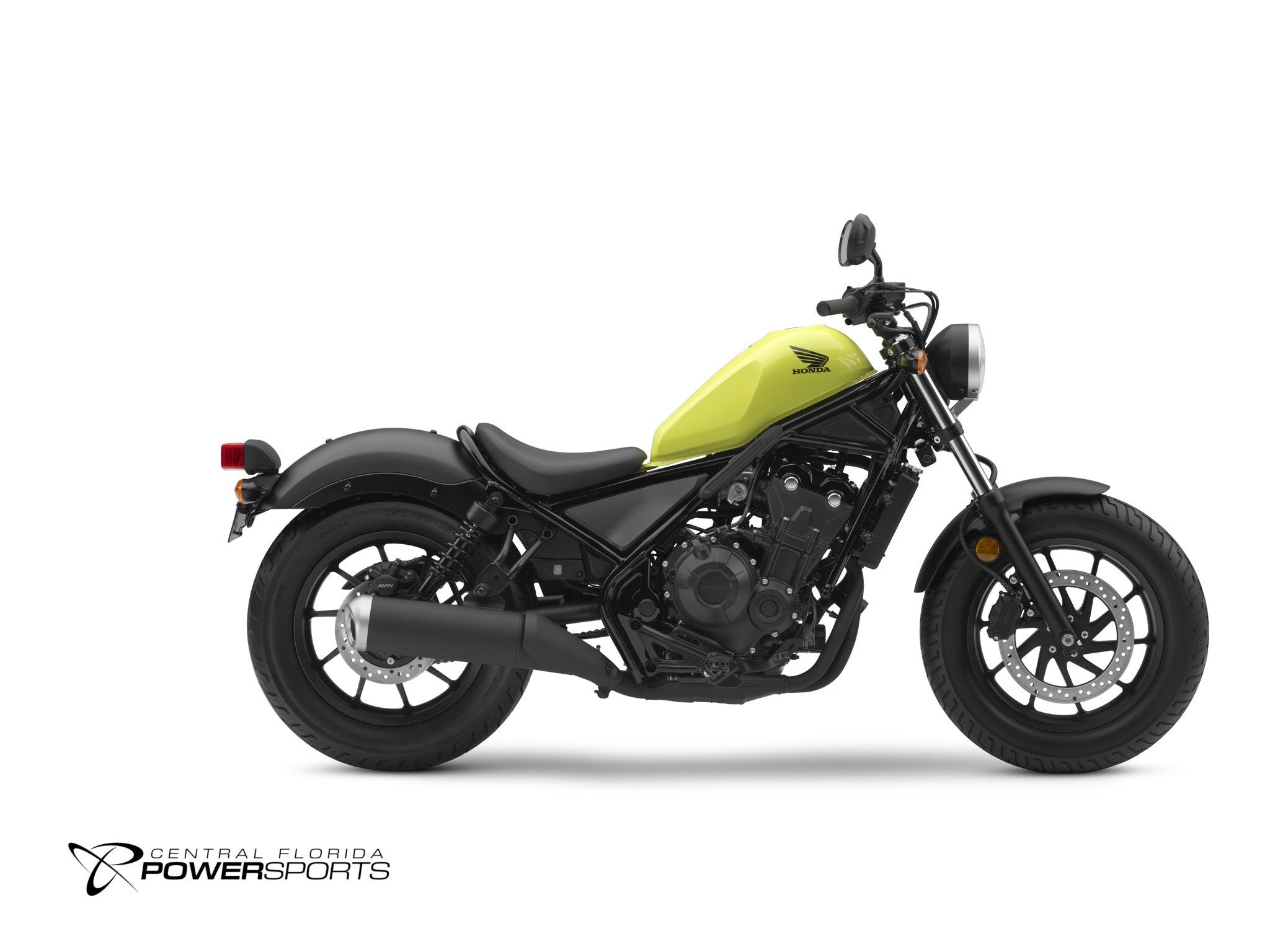 2017 honda rebel 500 motorcycle for sale-kissimmee - central