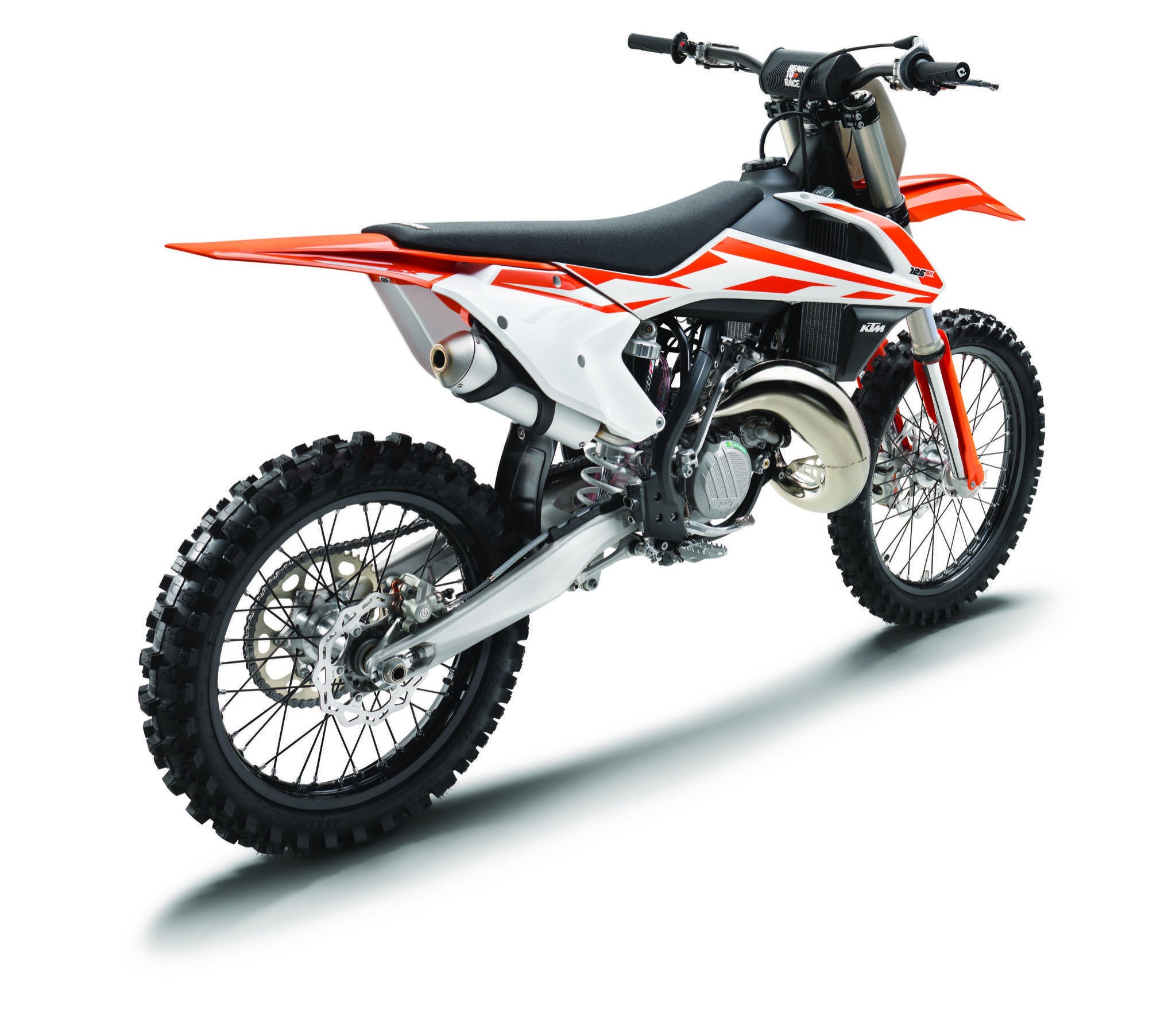 2017 ktm 125 sx motocross motorcycle for sale kissimmee central florida powersports. Black Bedroom Furniture Sets. Home Design Ideas