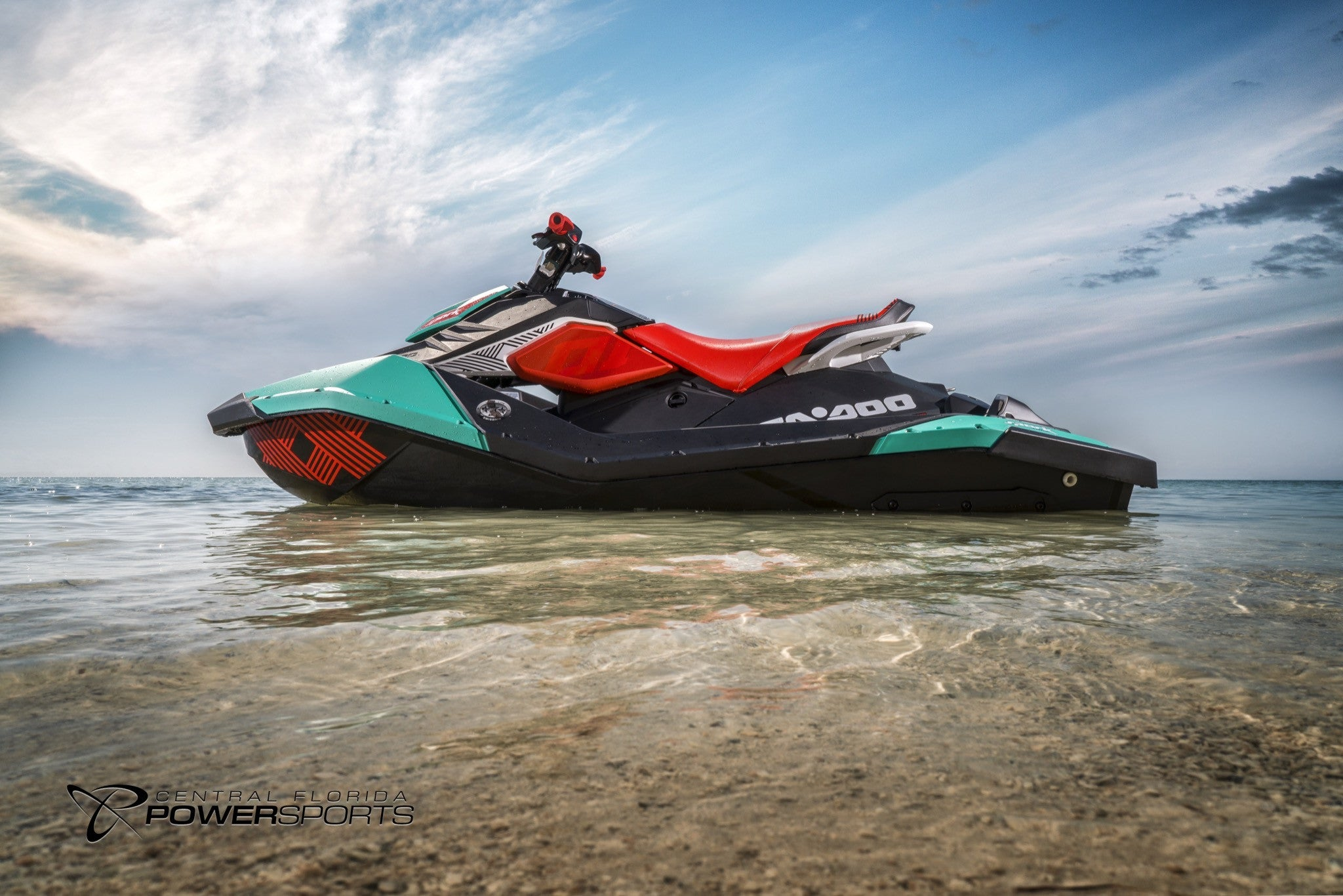 2017 sea doo spark trixx pwc for sale central florida powersports