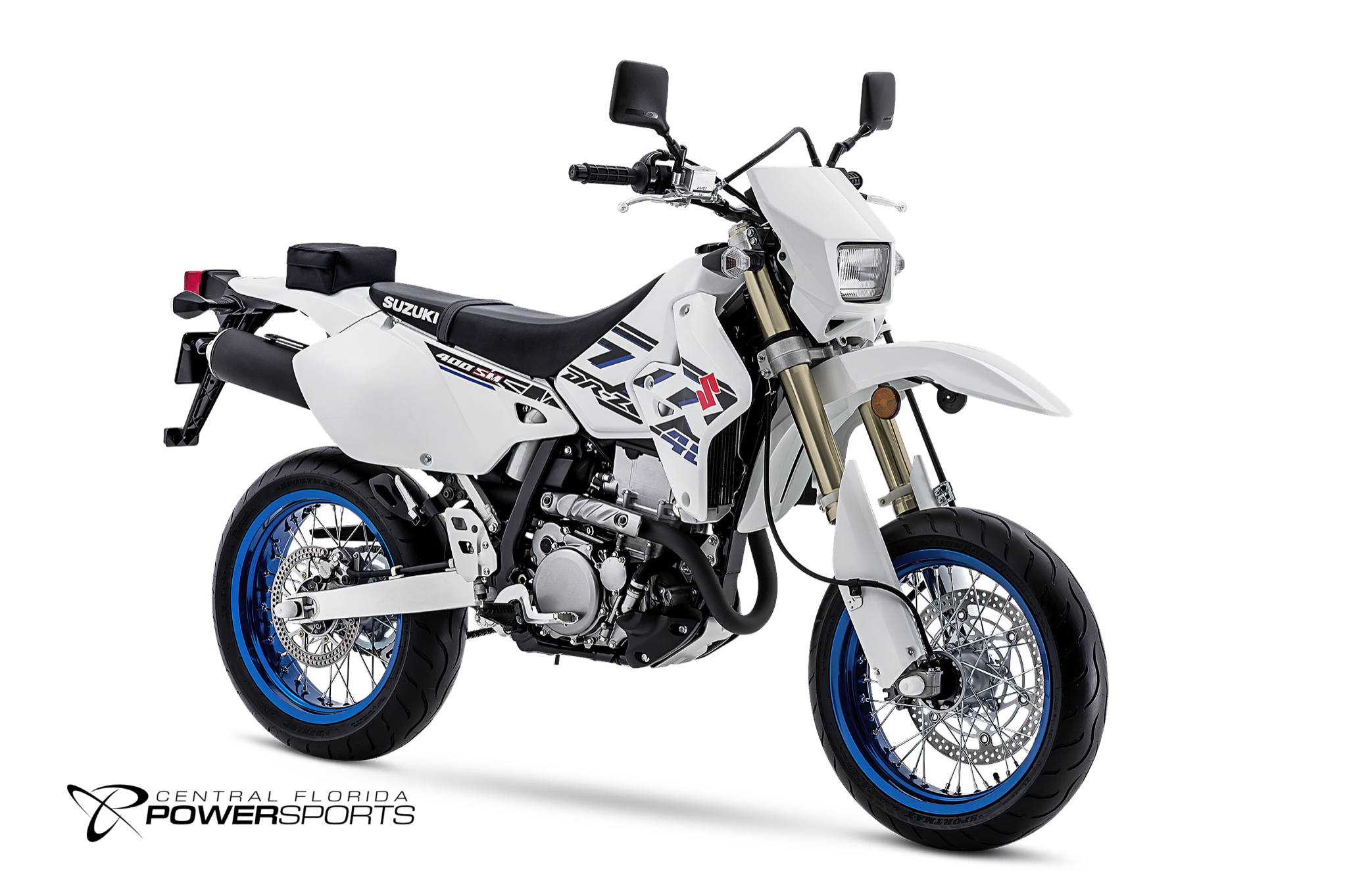 2017 suzuki dr-z400sm motorcycle for sale - orlando, fl bike