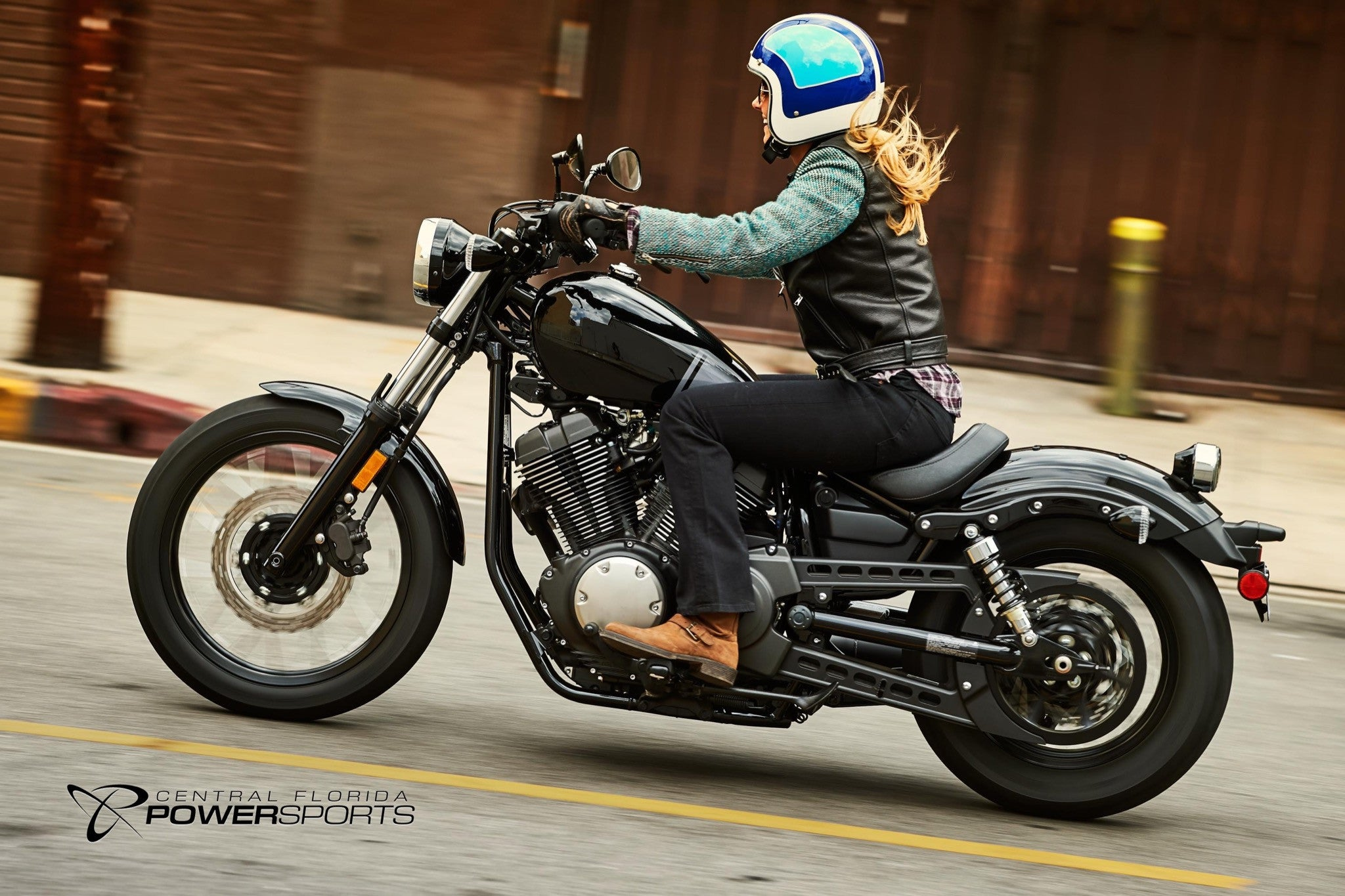 new 2017 yamaha bolt bobber style motorcycle for sale! kissimmee