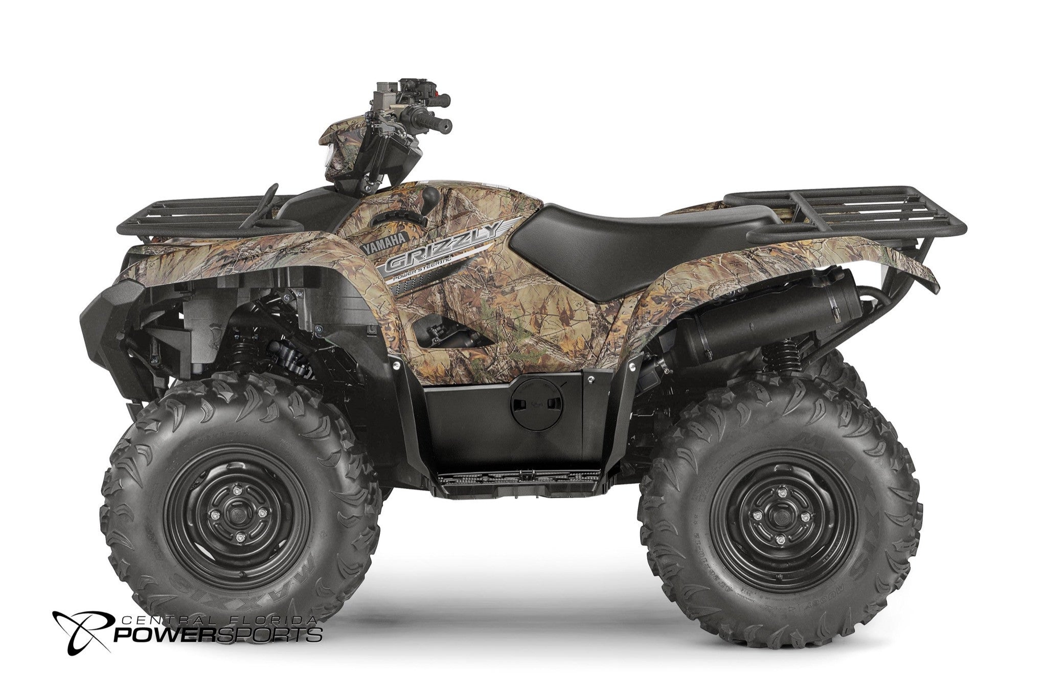 Yamaha Grizzly 700 >> 2017 Yamaha Grizzly 700 Eps 4wd Utility Atv For Sale Central