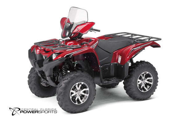 2017 yamaha grizzly 700 eps limited edition le 4wd atv for Yamaha credit application