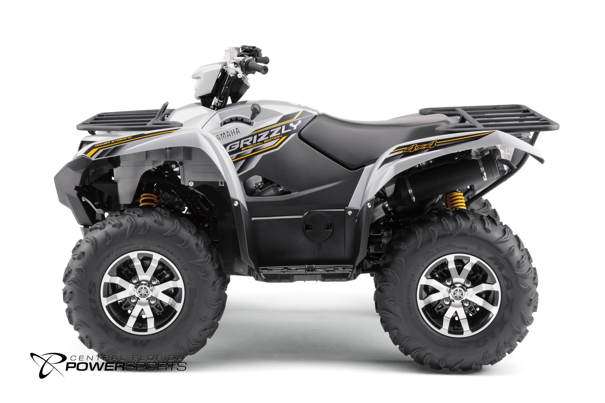 2017 Yamaha Grizzly 700 EPS Special Edition SE 4WD - Central Florida ...