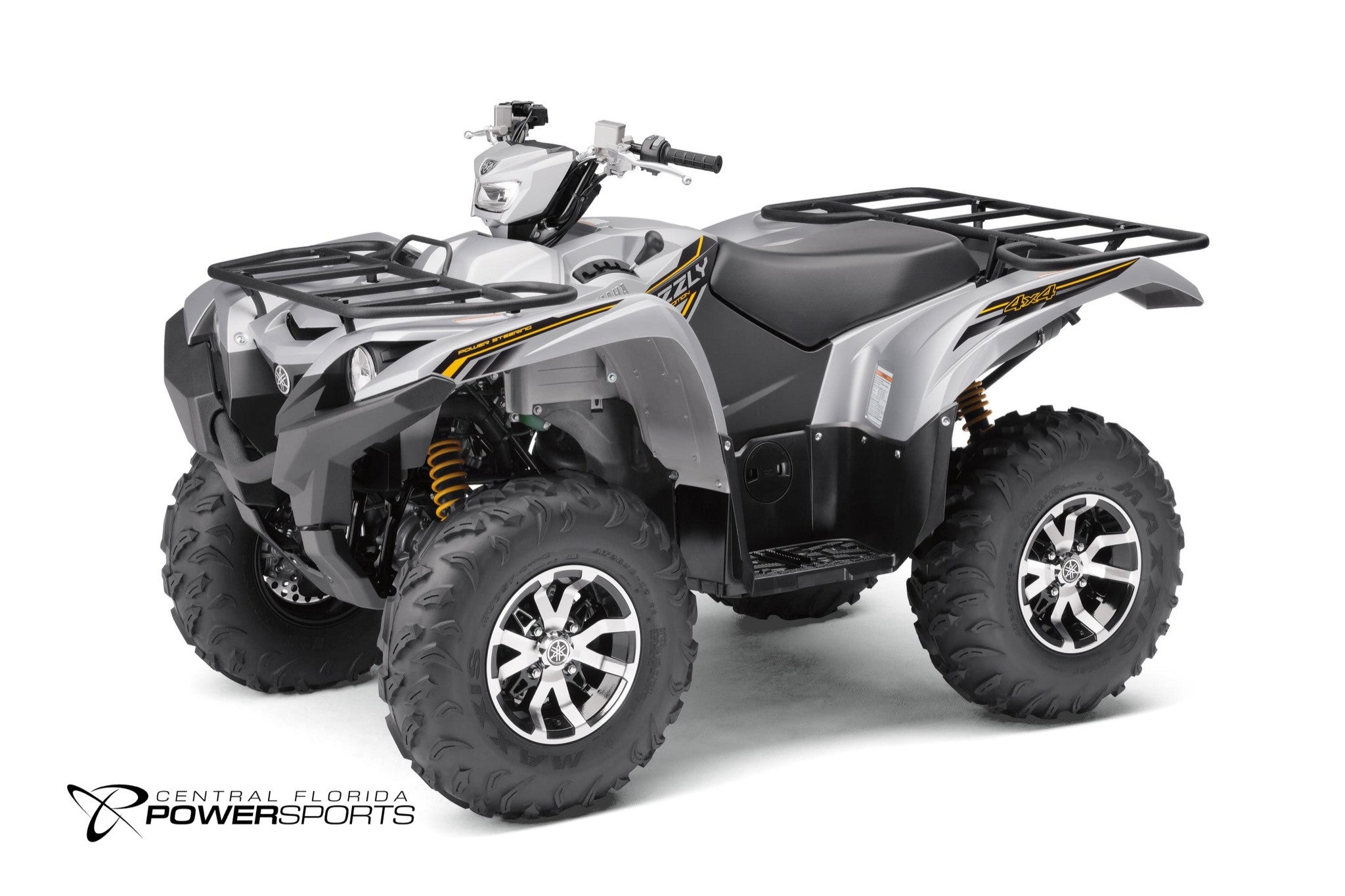 2017 yamaha grizzly 700 eps special edition se 4wd