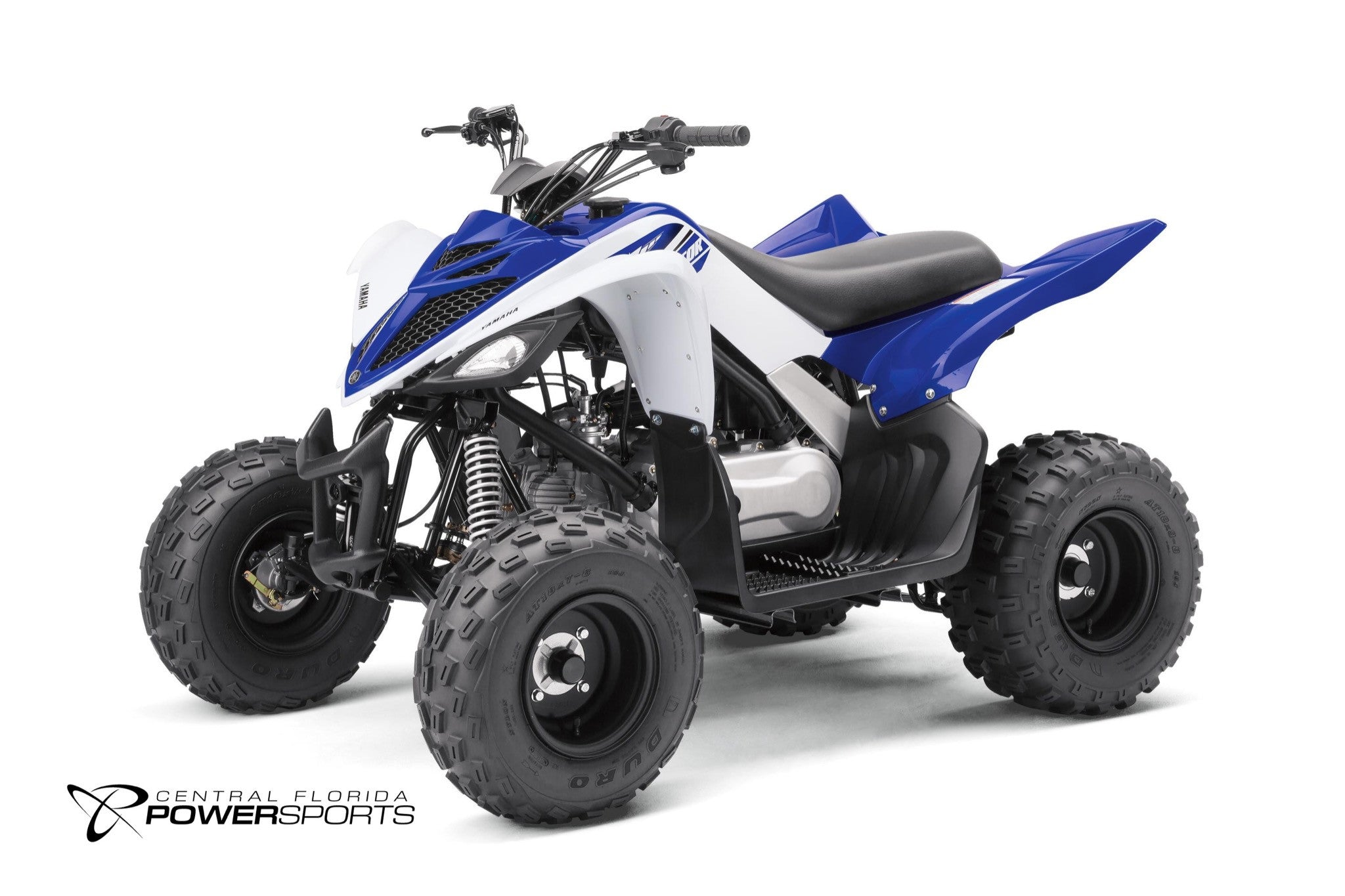 for sale 2017 yamaha raptor 90 sport atv for kids central florida powersports. Black Bedroom Furniture Sets. Home Design Ideas