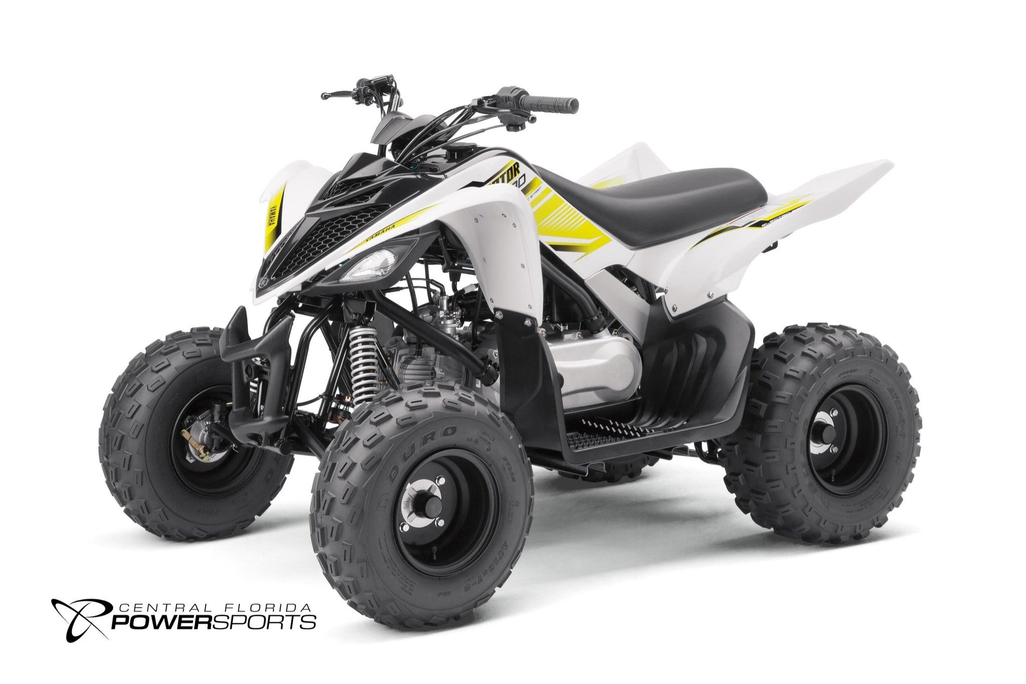 ... 2017 Yamaha Raptor 90 - ATV For Sale - Central Florida PowerSports ...