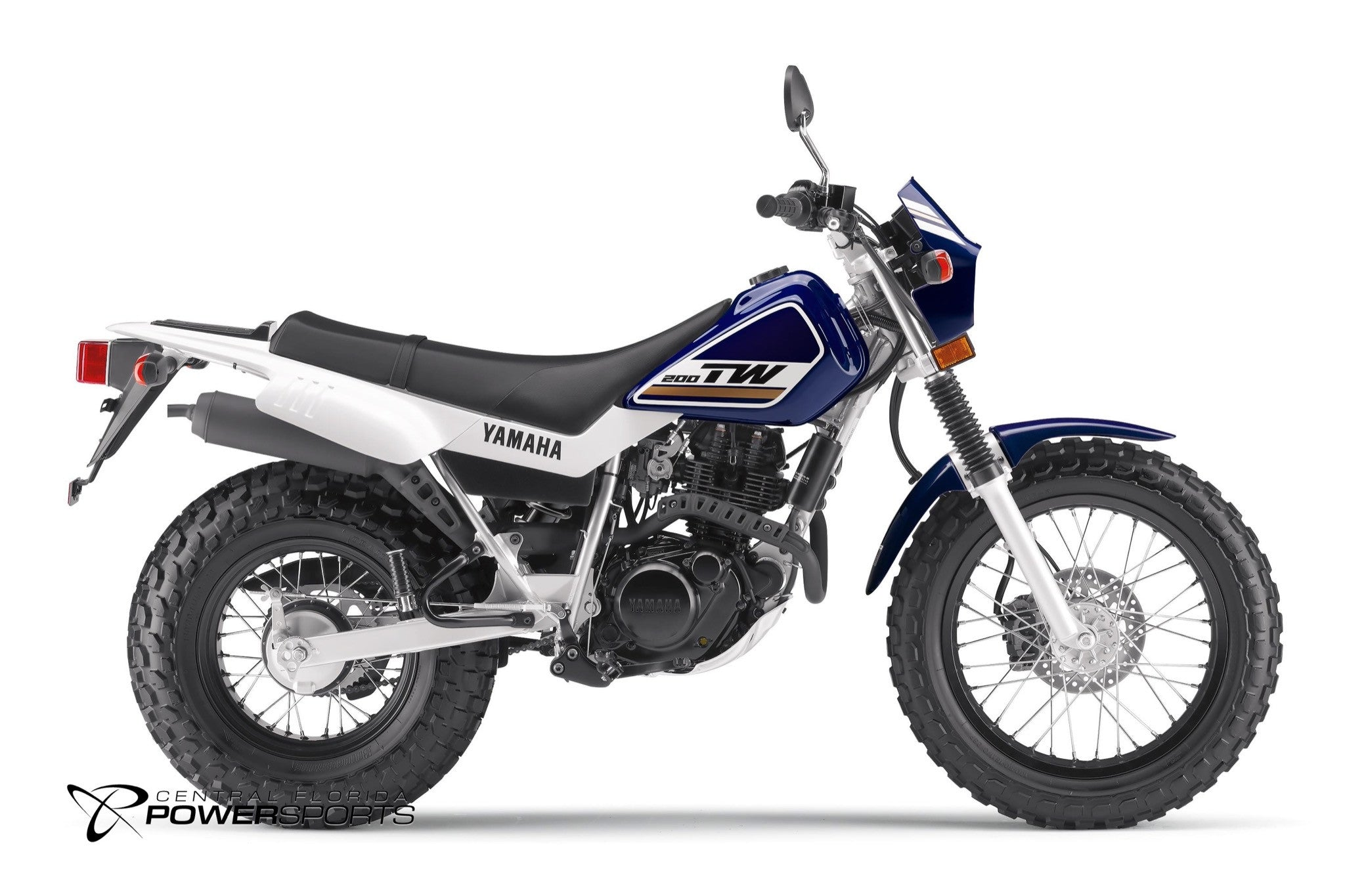 2017 Yamaha TW200 Kids Dual Sport Bike - Kissimmee - Youth Bike ...