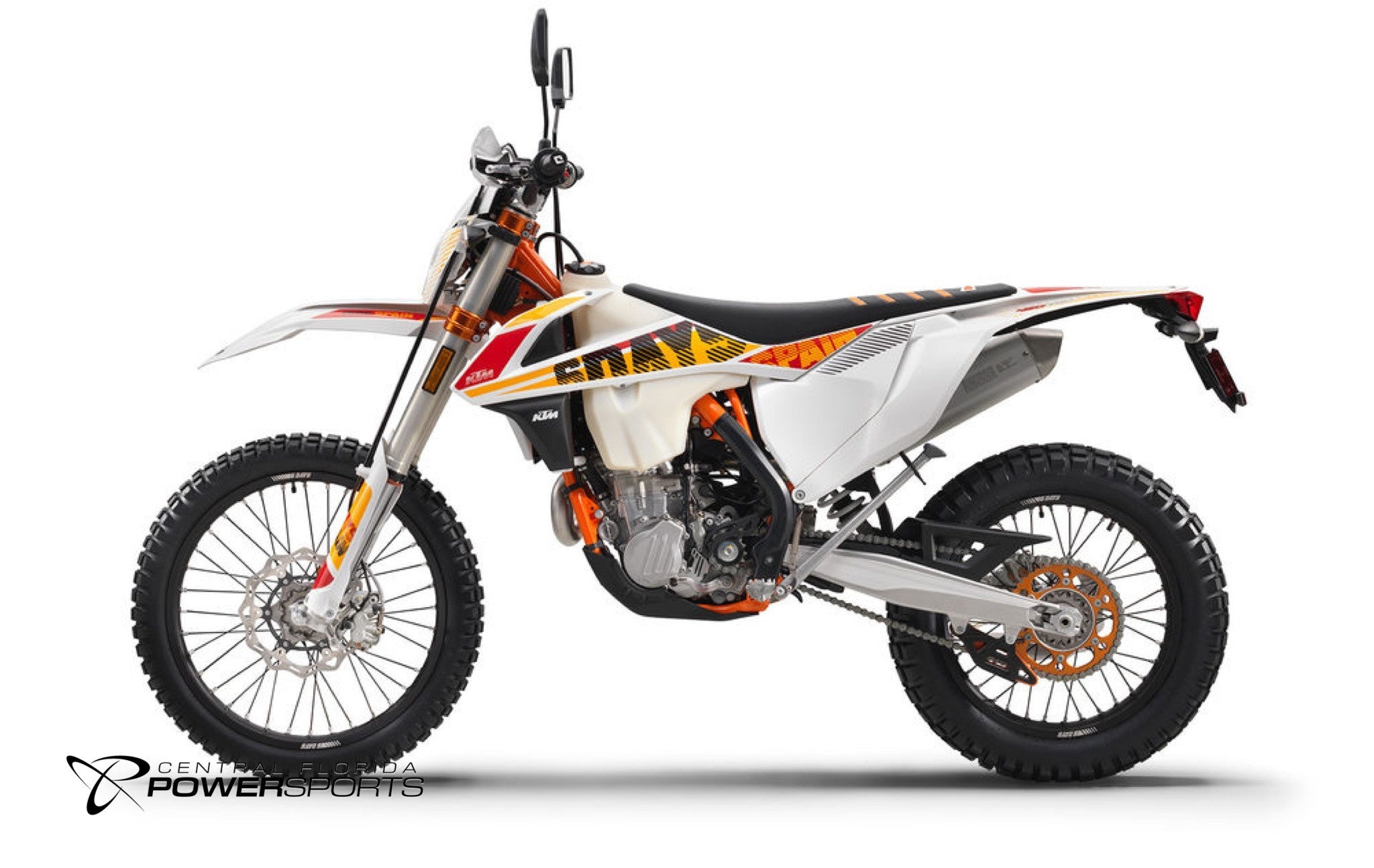 2017 ktm 450 exc f six days off road competition motorcycle ama central florida powersports. Black Bedroom Furniture Sets. Home Design Ideas
