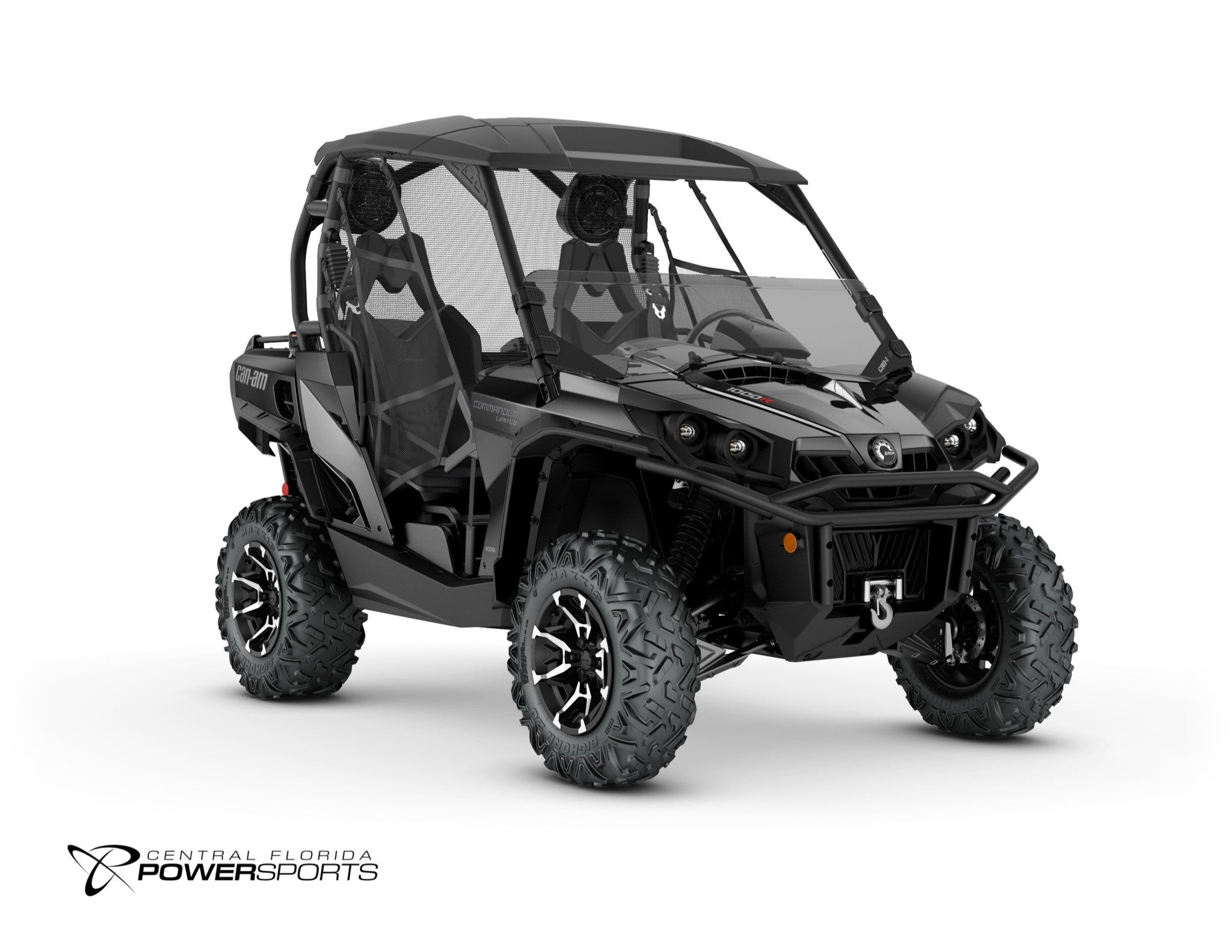 2018 can am commander limited side by side sxs utv. Black Bedroom Furniture Sets. Home Design Ideas